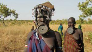 Tantra-Ureinwohner-Wildes-Leben