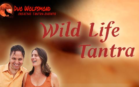 """""""Duo Wolfsmond"""" ist jetzt """"Wild Life Tantra"""""""