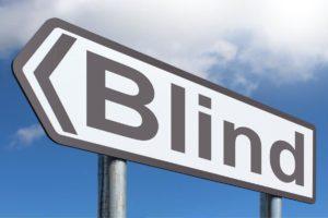 Der Weg des blinden Mannes