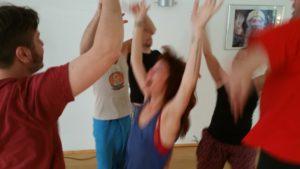 Tantra Workshop Seminar Jahrestraining Wochenworkshop Wochenendseminar Wildes Leben