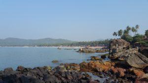 Palolem Beach - Reisebericht Indien 2019