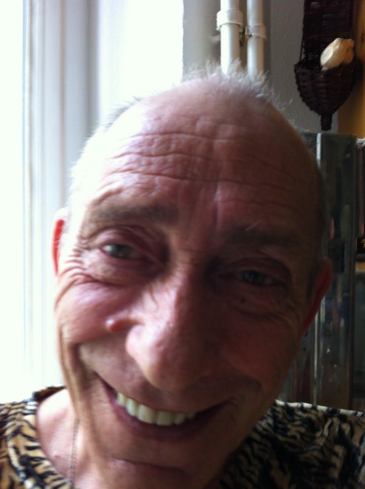 Andro (Andreas Rothe) - Begründer des Diamond Lotus und des europäischen Neotantra, erfinder der Tantramassage
