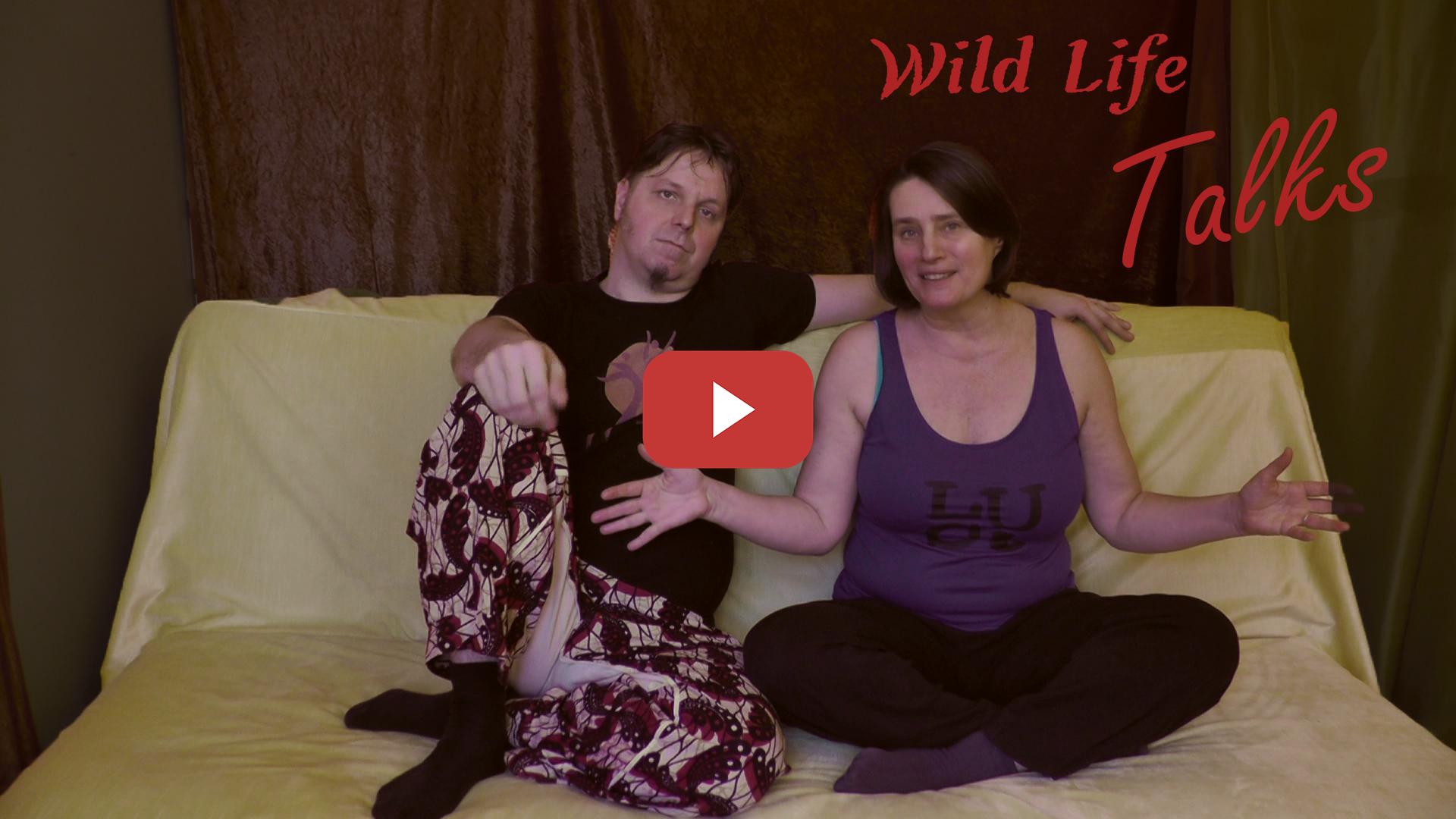 """Unser YouTube-Kanal ist da! Wild Life Talks #1 """"Intersexuelle Solidarität"""""""