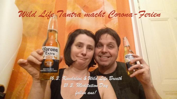 Corona-Ferien: 16. & 21.3. fallen aus